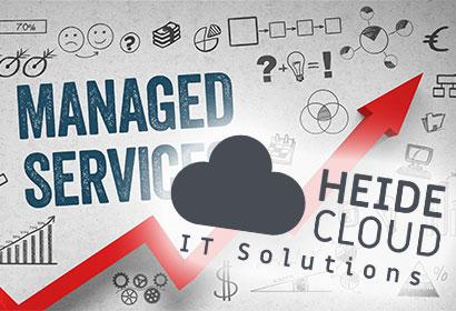 Managed-Services von der HeideCloud