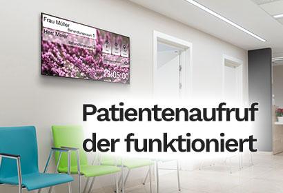 Patientenaufrufsystem